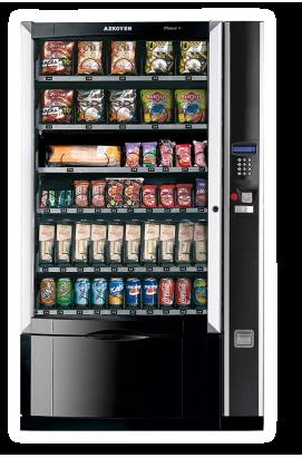 Azkoyen MISTRAL drink and snack vending machine
