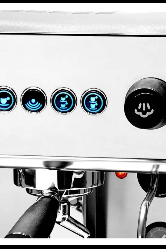 IBERITAL IB7 HORECA coffee machine (2 arms)
