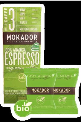100% ARABICA BIO Premium capsule coffee