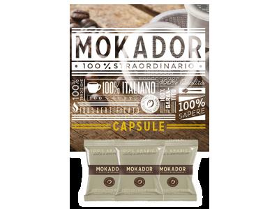 100% Arabica espresso capsule coffee
