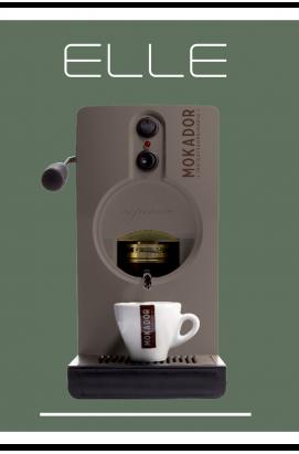 Mokador ELLE Pod coffee machine