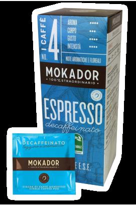 Decaffeinated ESE Espresso Coffe Pod