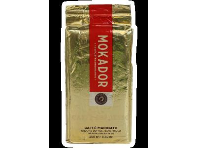 Caffé machinato ORO (Gold) ground premium coffee
