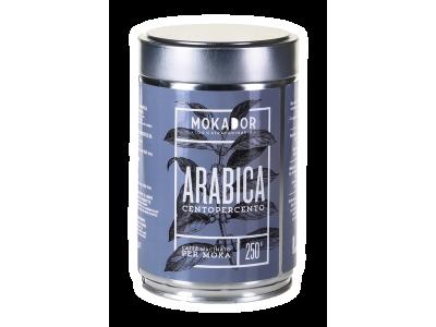 100% Arabica ground premium coffee in a gift box