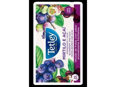 Blueberries and Acai Tea Premium Tetley