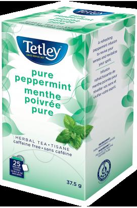 Peppermint Tea Premium Tetley