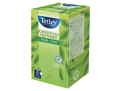 Green Tea (Pure) Tea Premium Tetley