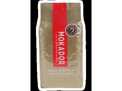 Premium Coffee Beans Mokador G.M.M. Gran Miscela