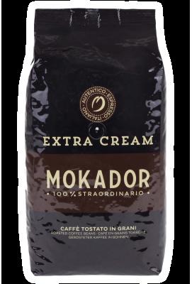 Mokador Extra Cream Premium coffee beans